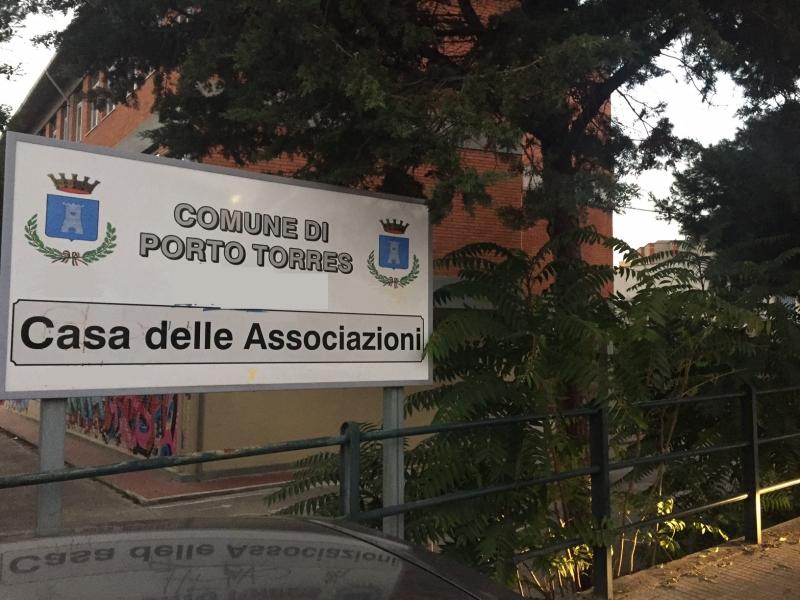 casa delle associazioni