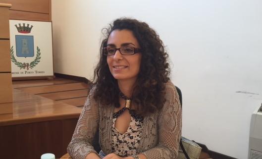 L'assessore all'Ambiente, Cristina Biancu